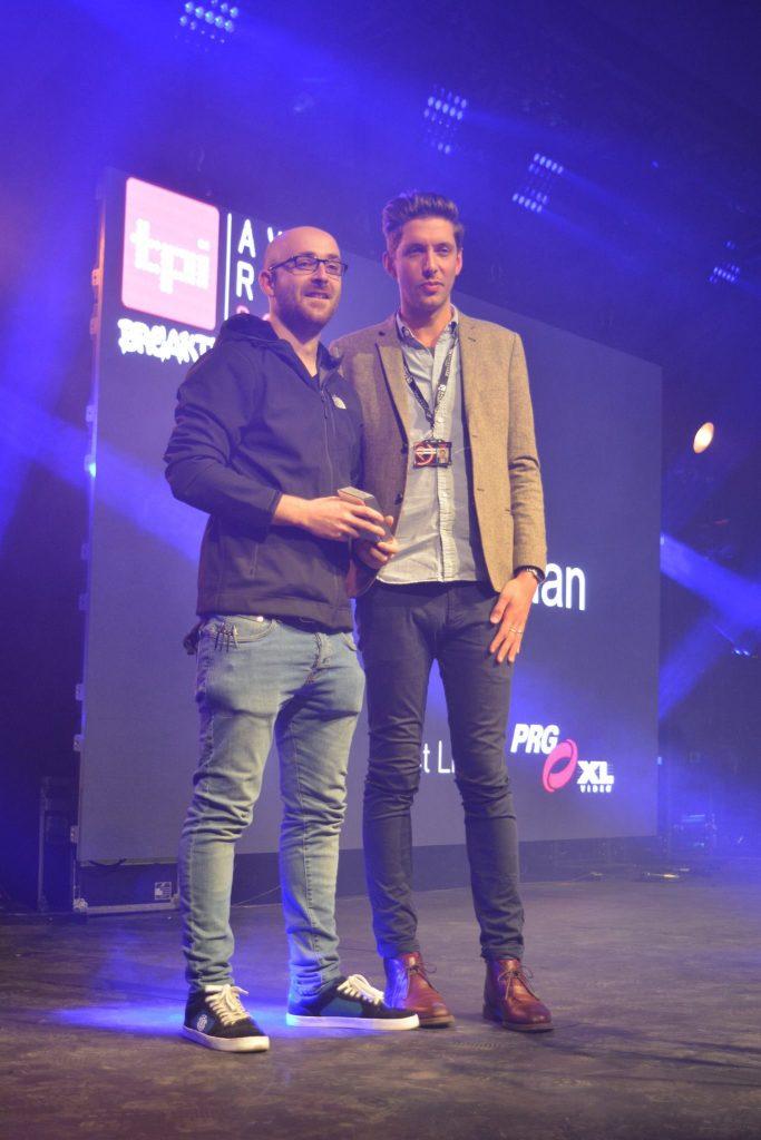 TPi Breakthrough Talent Awards 2016