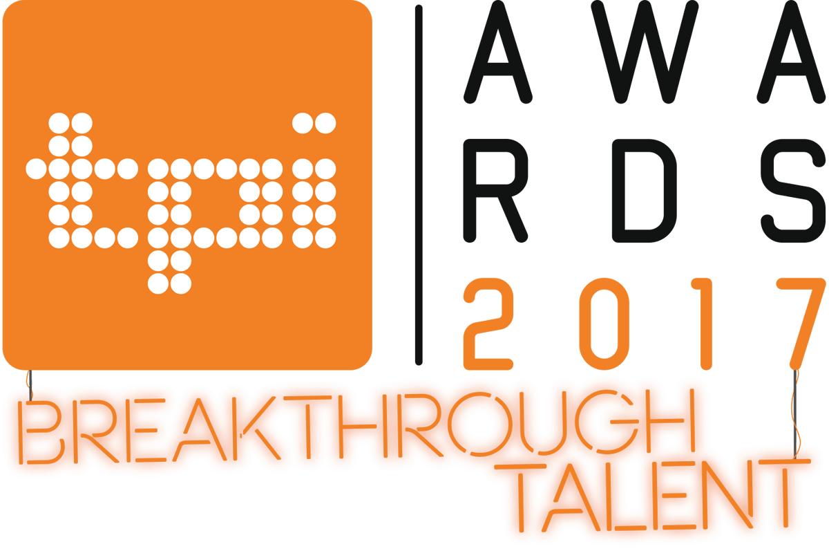 TPi Breakthrough Talent Awards 2017